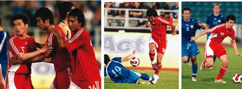 """国足热身3:1胜乌兹别克 赢了,不过赢的是""""病狼"""""""