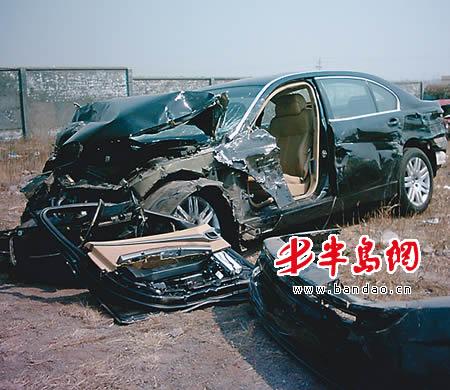 青岛车祸2018